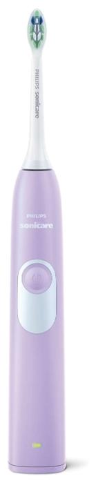 Philips Sonicare 2 Series plaque control HX6212 - режимы: ежедневная чистка