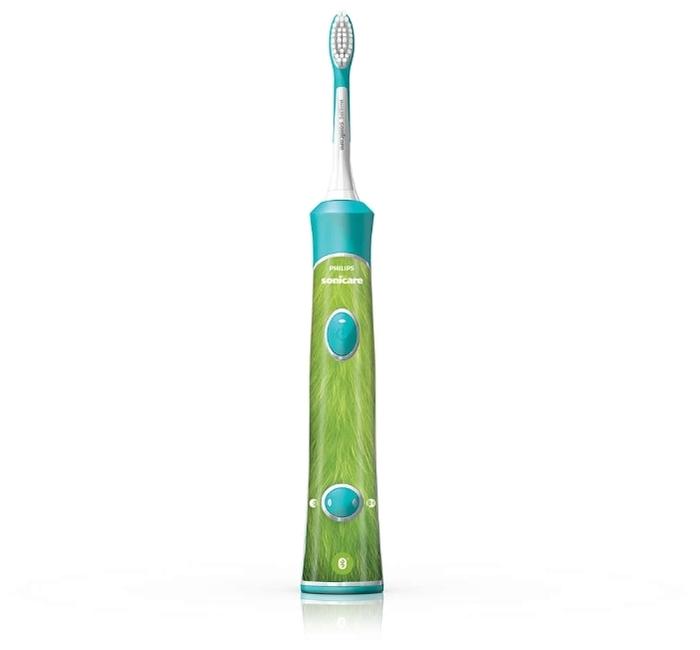 Philips Sonicare For Kids HX6322/04 - режимы: ежедневная чистка, деликатная чистка