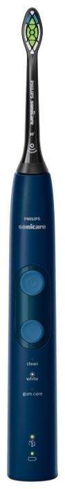 Philips Sonicare ProtectiveClean 5100 HX6851 - режимы: ежедневная чистка, отбеливание, массаж