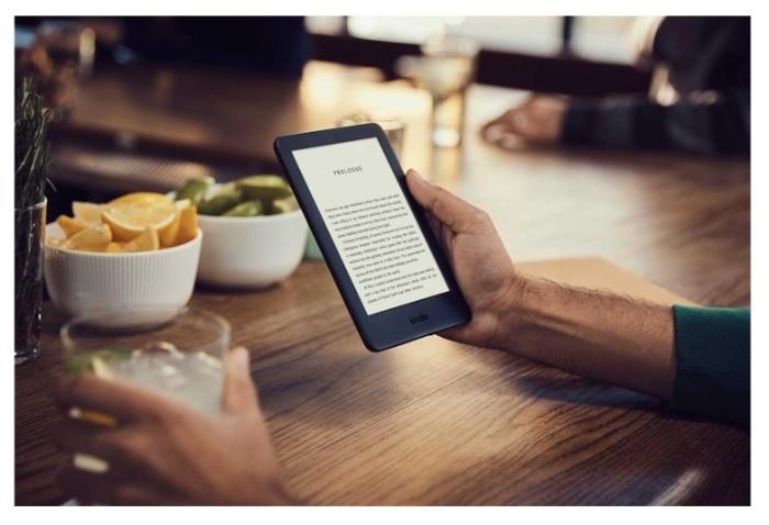 Amazon Kindle 10 2019-2020 8 Гб - 16оттенков серого