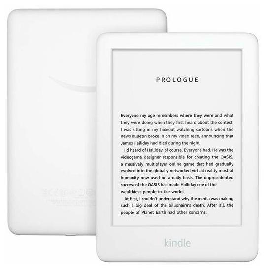 Amazon Kindle 10 2019-2020 8 Гб - Wi-Fi, Bluetooth