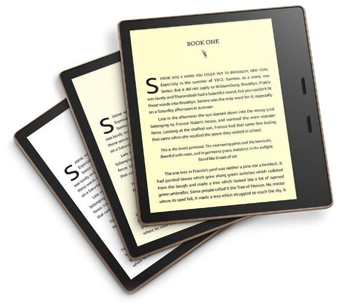 Amazon Kindle Oasis 2019 8 Gb - 16оттенков серого