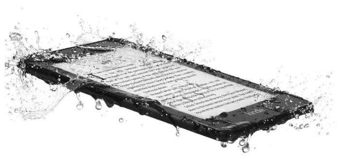 Amazon Kindle PaperWhite 2018 8Gb - E-Ink Carta, с подсветкой