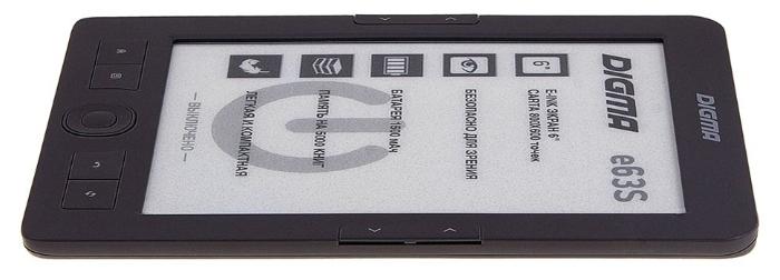 DIGMA е63S 4 ГБ - объем встроенной памяти: 4ГБ