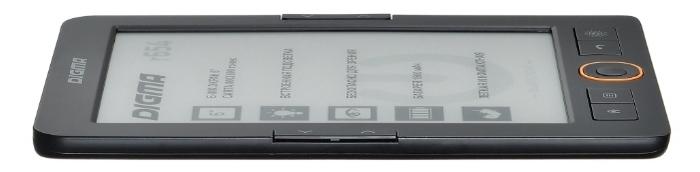 DIGMA r654 4 ГБ - объем встроенной памяти: 4ГБ