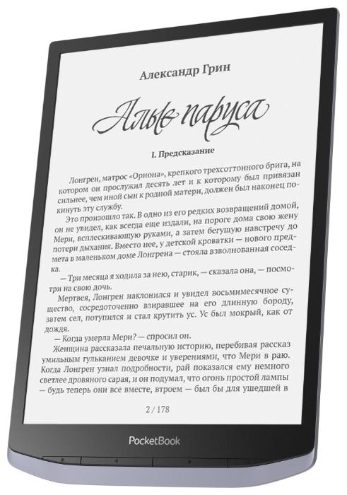 PocketBook 1040 InkPad X - Wi-Fi, Bluetooth