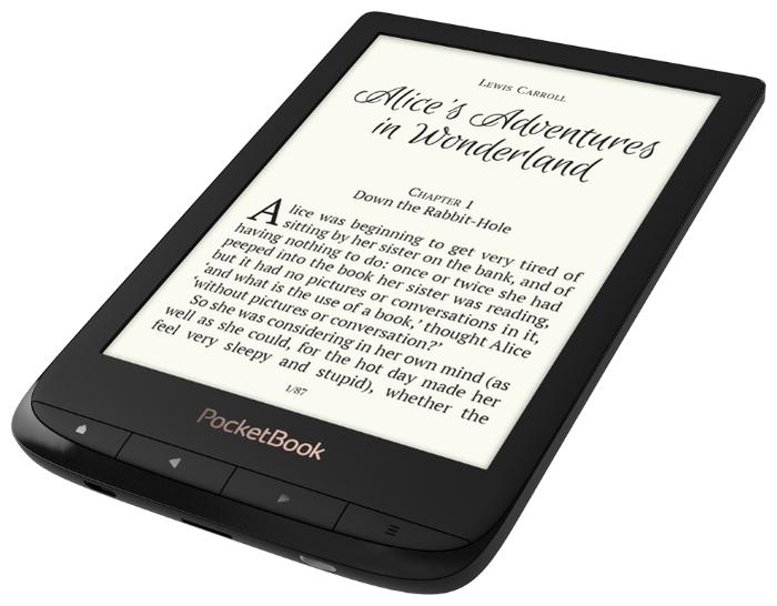 PocketBook 627 - карты памяти microSD