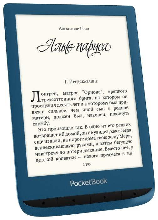 PocketBook 632 Aqua 16 ГБ - влагозащита