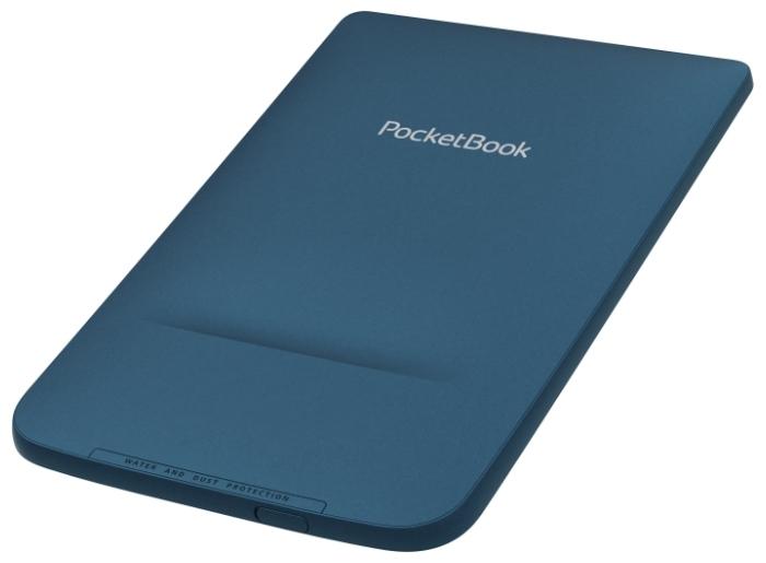 PocketBook 641 Aqua 2 8 ГБ - E-Ink Carta, с подсветкой