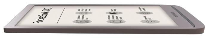PocketBook 740 - ресурс аккумулятора: 15000страниц