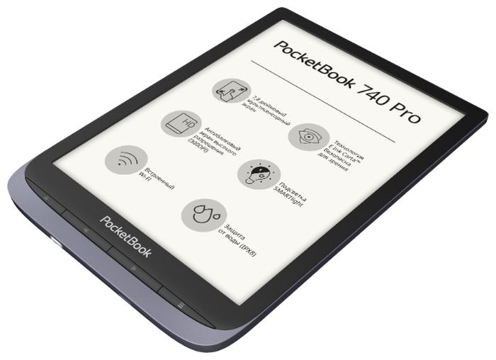 PocketBook 740 InkPad 3 Pro - Wi-Fi, Bluetooth