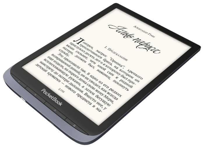 PocketBook 740 InkPad 3 Pro - карты памяти не поддерживаются
