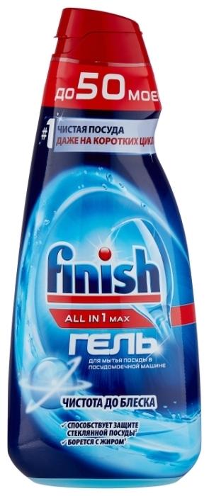 Finish All in 1 - особенности: концентрированное, без отдушки