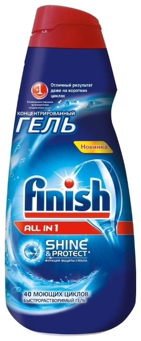 Finish All in 1 - не содержит: хлор