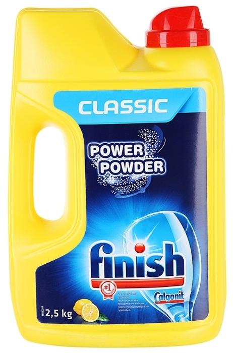 Finish Classic (лимон) - аромат: лимон