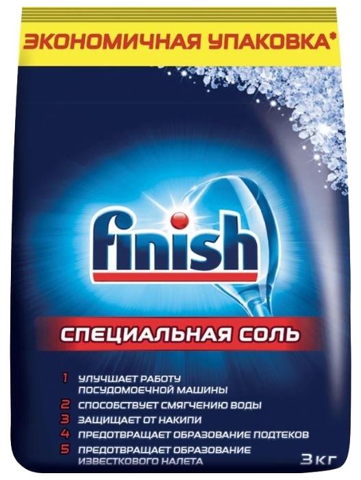 Finish, 3 кг - форма выпуска: порошок