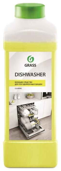 GraSS Dishwasher - особенности: концентрированное