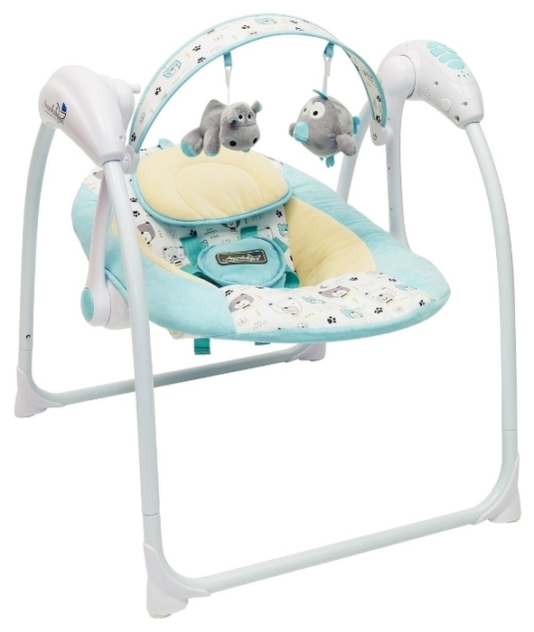 Amarobaby Swinging Baby - электрокачели