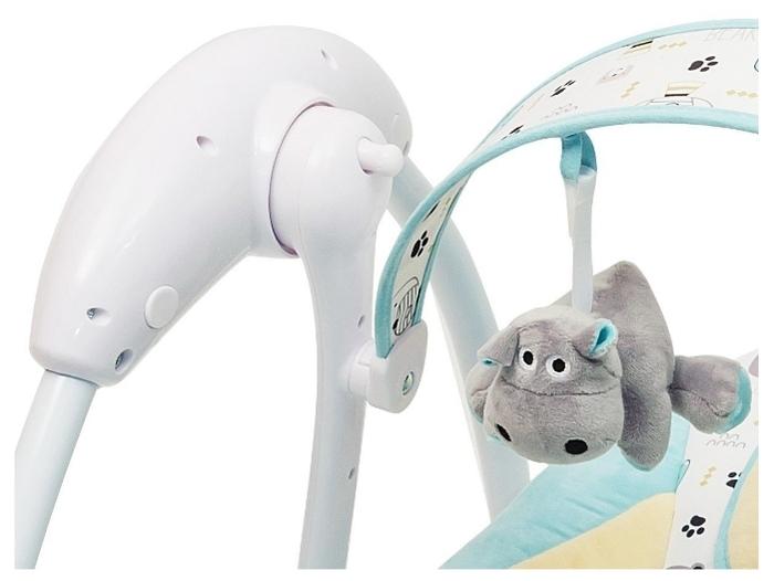 Amarobaby Swinging Baby - размер сиденья 37см