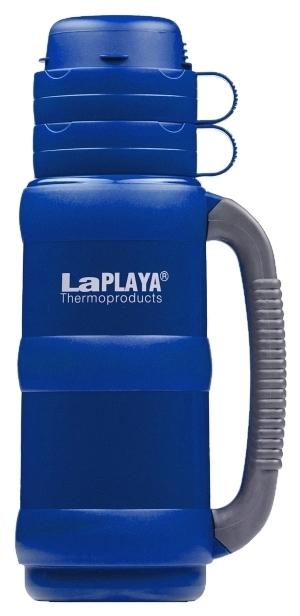 LaPlaya Traditional Glass, 1.8 л - особенности: ручка на корпусе, крышка-чашка