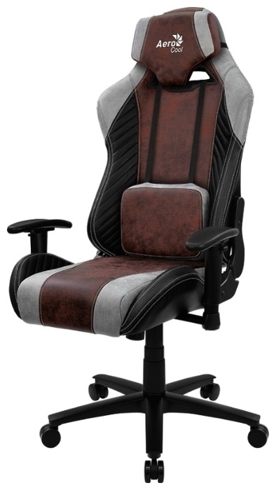 AeroCool Baron игровое - Высота сиденья: от 47до 57см
