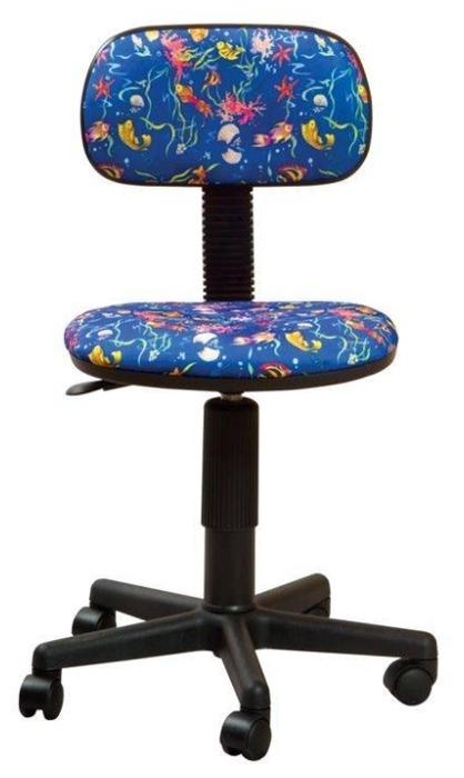 Бюрократ CH-201NX детское - Высота кресла: от 74до 87см