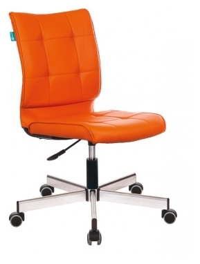 Бюрократ CH-330M офисное - Высота кресла: от 86до 99см