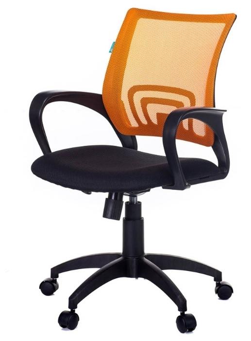 Бюрократ CH-695N офисное - Высота кресла: от 90до 99.50см