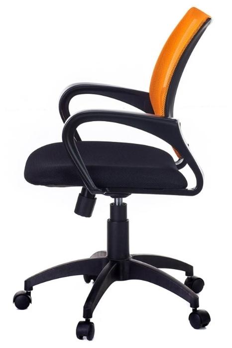 Бюрократ CH-695N офисное - Высота сиденья: от 45.50до 55см