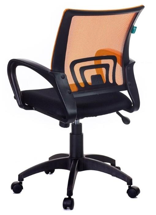 Бюрократ CH-695N офисное - Глубина сиденья: от 44см