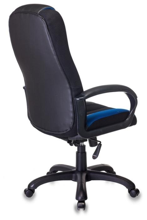 Бюрократ VIKING-9 игровое - Высота кресла: от 115.50до 125.50см