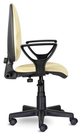 Brabix Prestige Ergo MG-311 офисное - Высота кресла: от 97до 107см