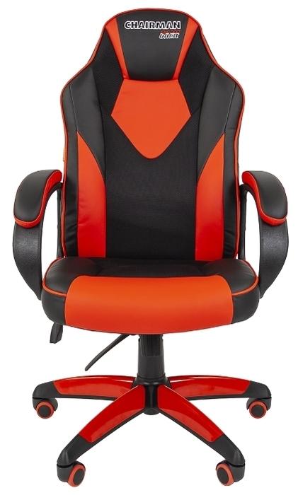 Chairman GAME 17 игровое - Высота кресла: от 112.50до 122.50см