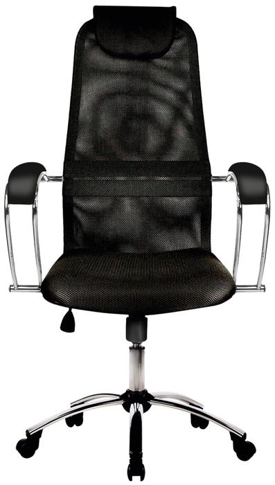 Метта BK-8 Ch офисное - Высота кресла: от 118до 130см