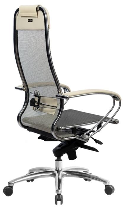 Метта SAMURAI S-1 офисное - Высота сиденья: от 45до 57см