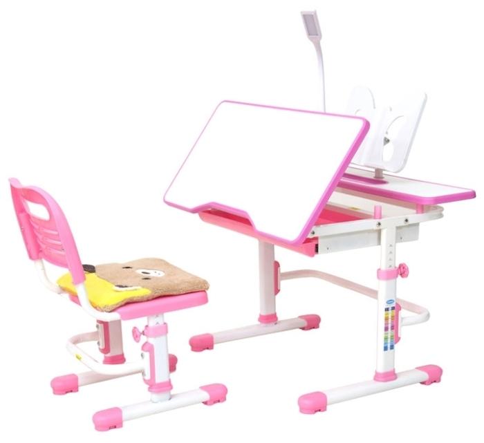 RIFFORMA стул + стол Comfort-07 - рост ребенка: 105-170см