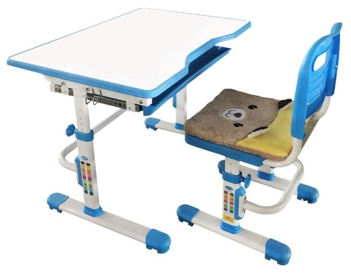 RIFFORMA стол + стул SET-10 - ширина: 80см