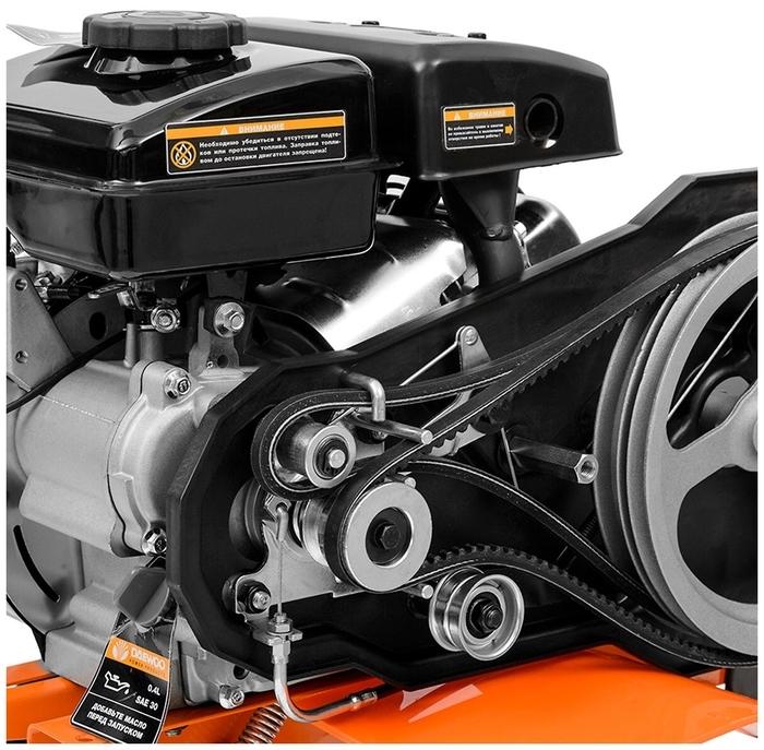 Daewoo Power Products DAT 5055R 4.7 л.с. - двигатель: Daewoo series 150