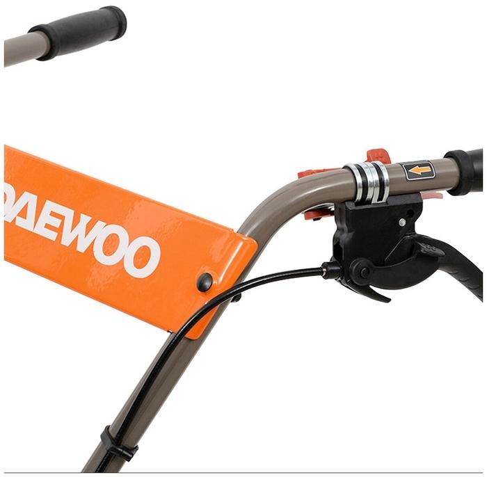 Daewoo Power Products DAT 5055R 4.7 л.с. - тип редуктора: цепной