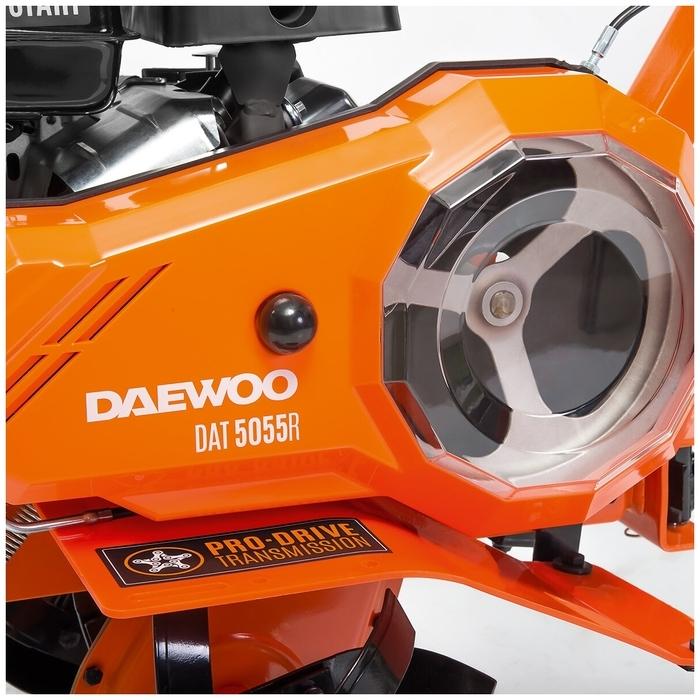 Daewoo Power Products DAT 5055R 4.7 л.с. - реверс