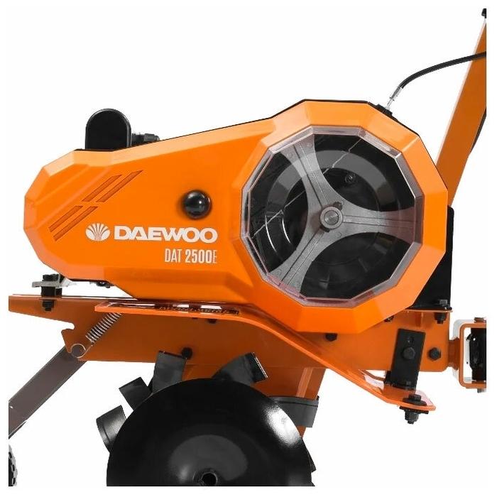 Daewoo Power Products DAT 2500E 2.5 кВт - скорости: 1вперед
