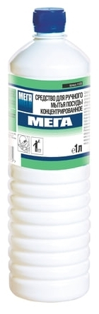 Мега М - не содержит: хлор, фосфаты
