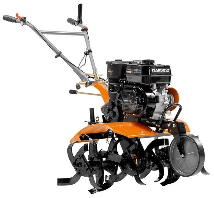 Daewoo Power Products DATM 80110 8 л.с. - коробка передач: механическая