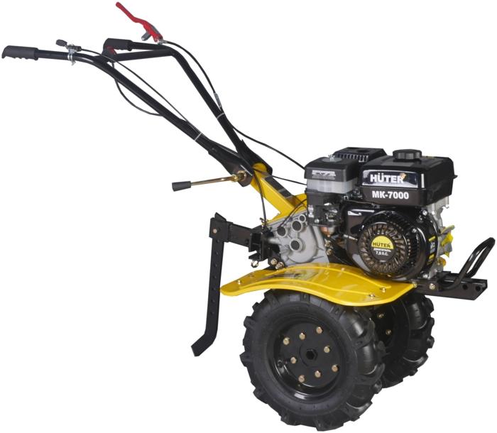 Huter МК-7000 7 л.с. - класс: легкий