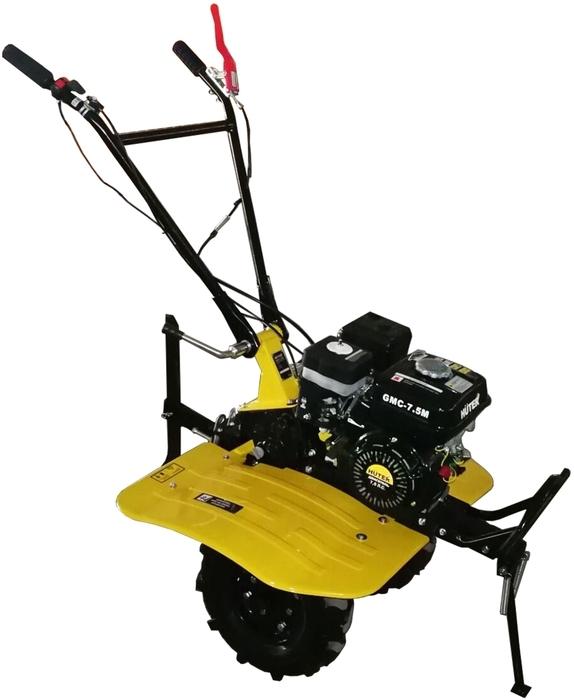 Huter МК-7500 7 л.с. - максимальная ширина обработки 85см