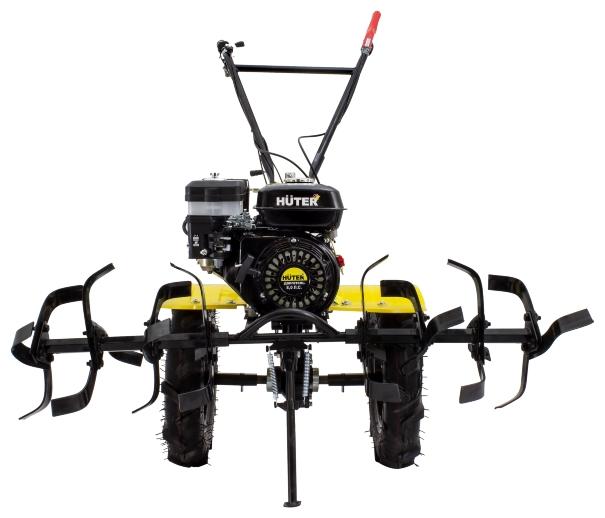 Huter MK-8000 8 л.с. - коробка передач: механическая