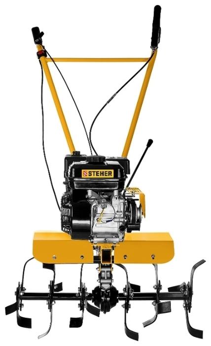 Steher GT-300 7 л.с. - тип редуктора: шестеренчато-цепной