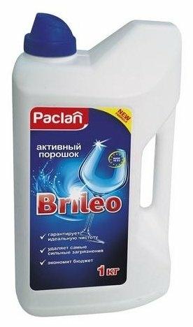 Paclan - назначение: мытье посуды, мытье в холодной воде