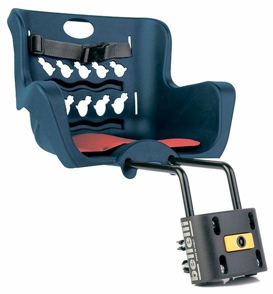 Bellelli Pulcino B-Fix - мягкая накладка на сиденье