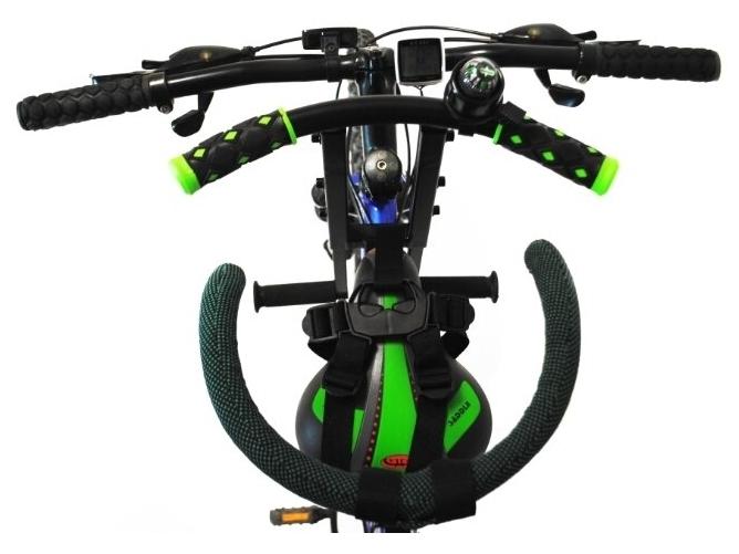 Velogruz велокресло - вес ребенка до 35кг
